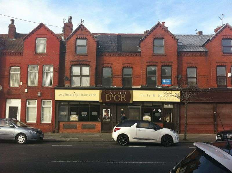 Property for sale in Knowsley Road, Bootle