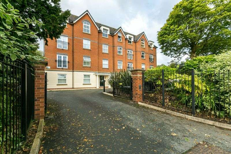 2 Bedrooms Flat for sale in Manor House, Apartment 5, 338, Wigan Lane, Wigan
