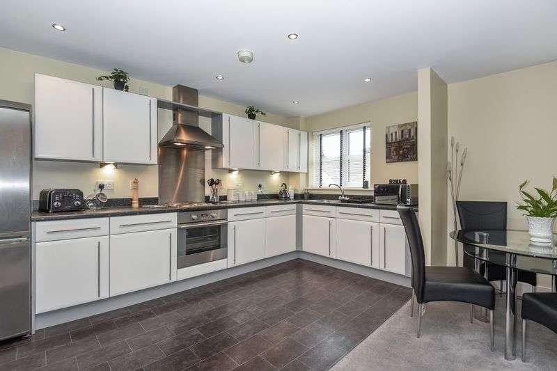 2 Bedrooms Flat for sale in Royal Troon Mews, WF1 4JL