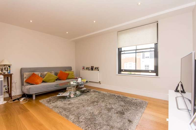 1 Bedroom Flat for sale in The Sun Quarter, Wendell Park, W12
