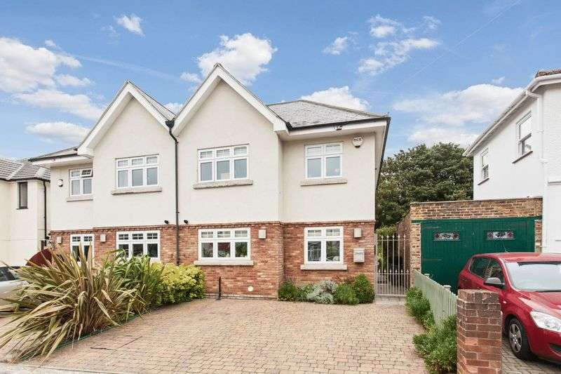 4 Bedrooms Semi Detached House for sale in Minster Road, Bromley