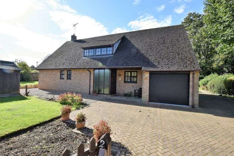 4 Bedrooms Detached House for sale in Weston Road, Edith Weston, Rutland