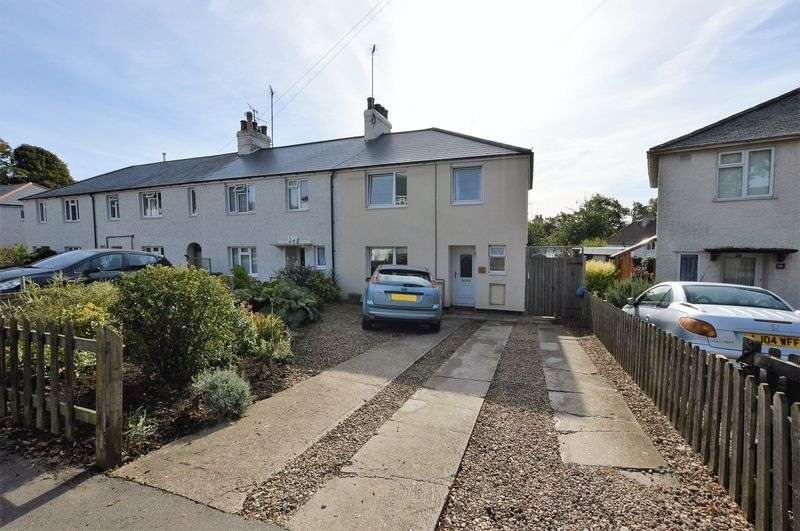 3 Bedrooms Semi Detached House for sale in New Cross Road, Stamford