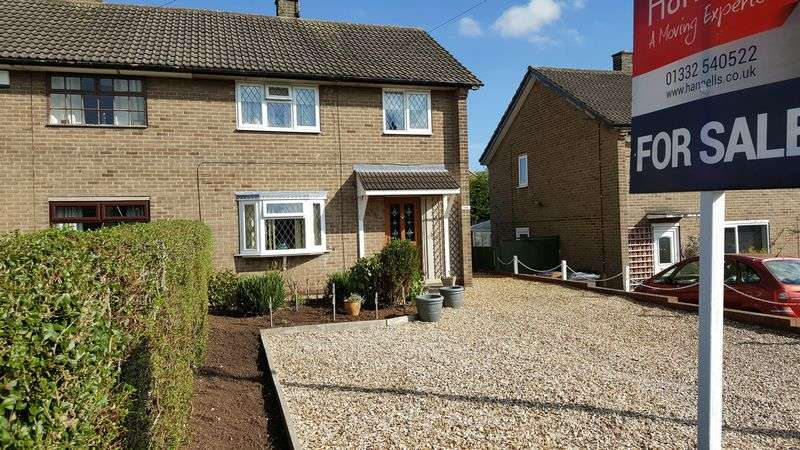 3 Bedrooms Semi Detached House for sale in VICARAGE ROAD, MICKLKEOVER
