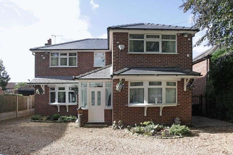 5 Bedrooms Detached House for sale in Ashlands, Sale