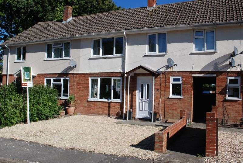 3 Bedrooms Terraced House for sale in Wasbrough Avenue, Wantage