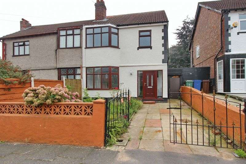 4 Bedrooms Semi Detached House for sale in Duckworth Road, Prestwich, Manchester