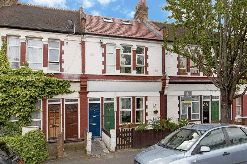 2 Bedrooms Flat for sale in Seely Road, Tooting