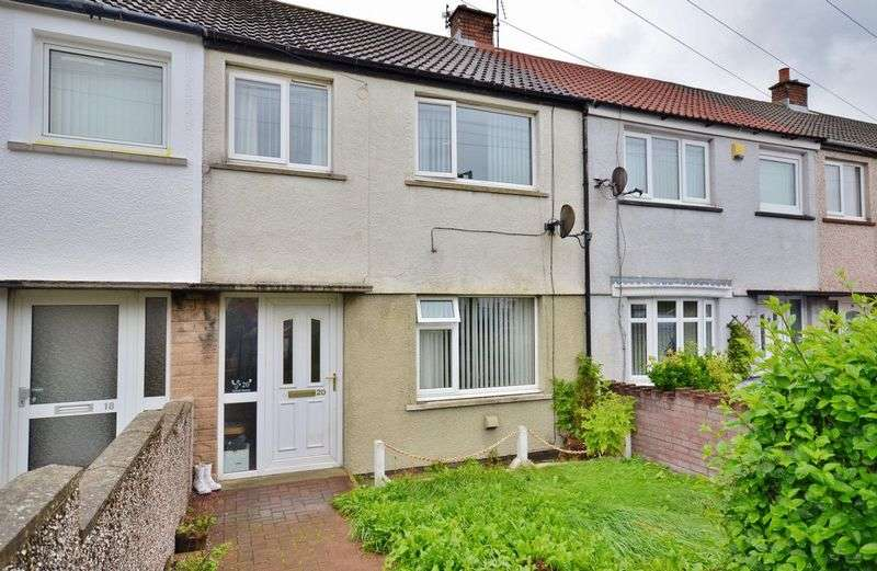3 Bedrooms Terraced House for sale in Gavel Street, Maryport