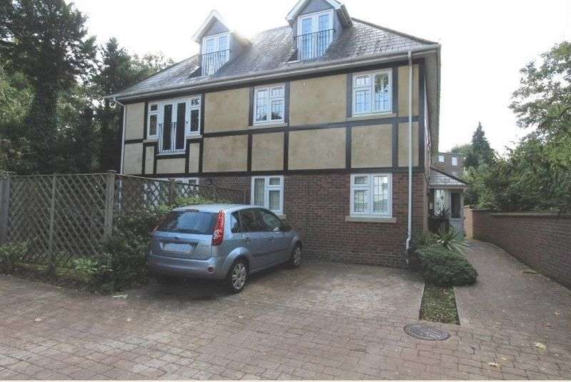 2 Bedrooms Flat for sale in Cherrybird Lodge, Cedar Road, South Sutton