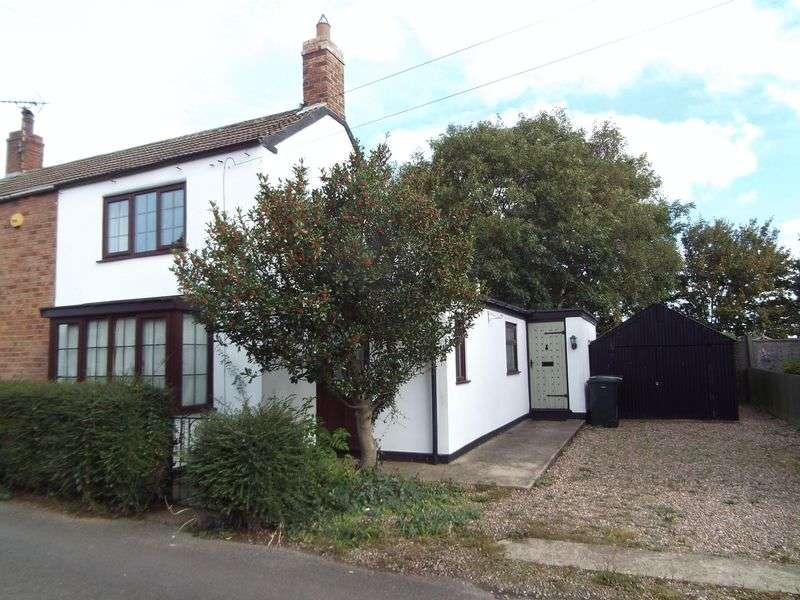 2 Bedrooms Semi Detached House for sale in New Street, Aby