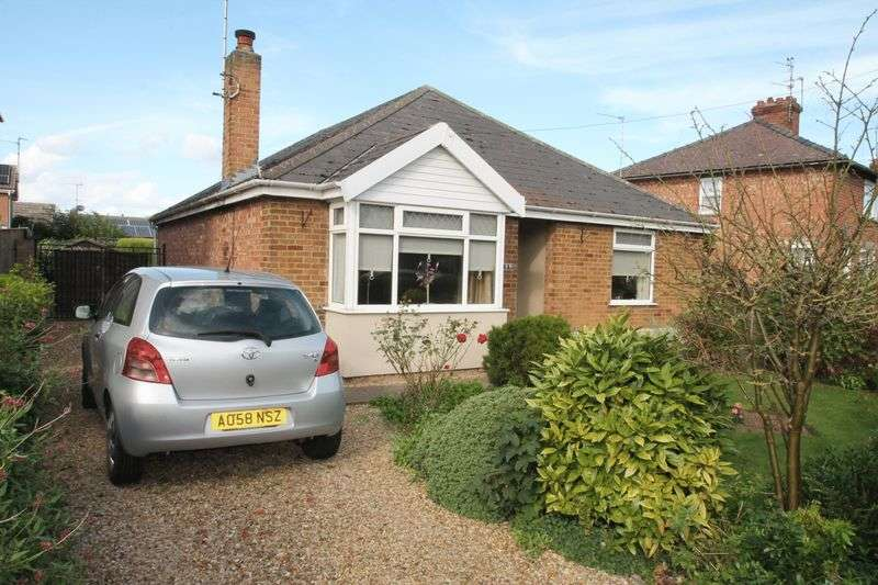 2 Bedrooms Semi Detached Bungalow for sale in Pennygate, Spalding
