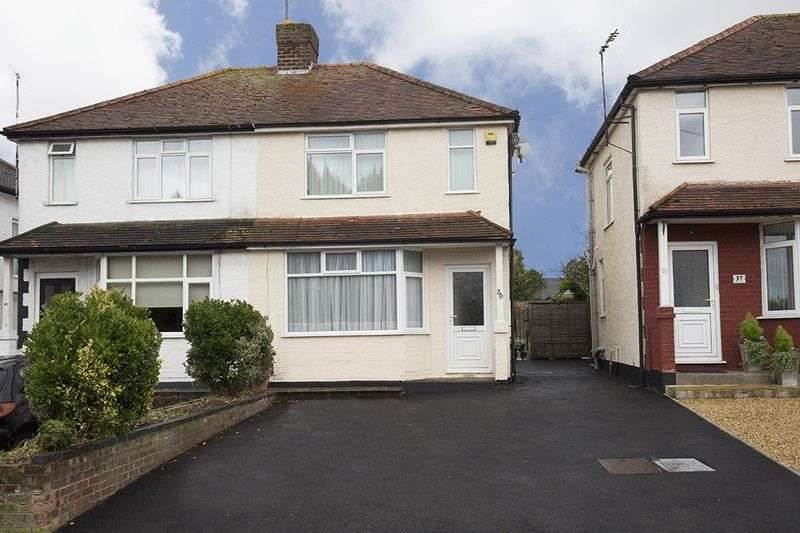 3 Bedrooms Semi Detached House for sale in Arle Avenue, Cheltenham