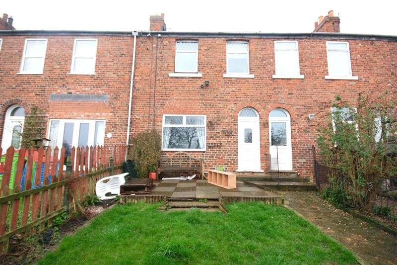 3 Bedrooms Terraced House for sale in Mount Pleasant, Stillington