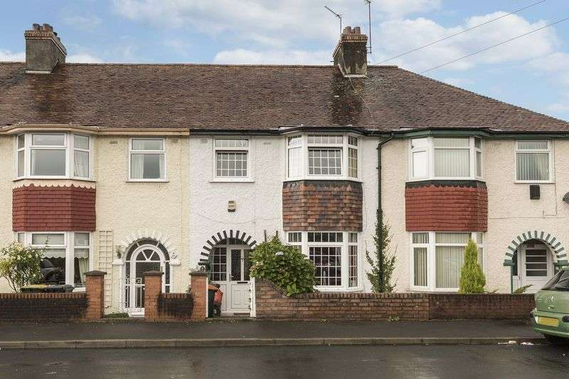 3 Bedrooms Terraced House for sale in Rockfield Street, Newport