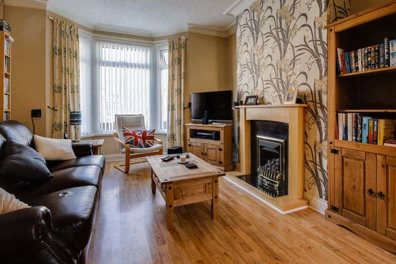 2 Bedrooms Terraced House for sale in Walsall Street, Newport