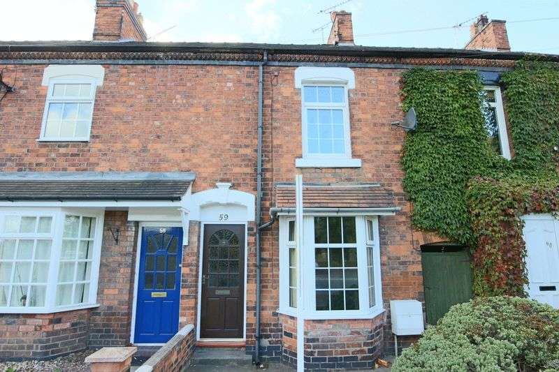 3 Bedrooms Terraced House for sale in Barony Road, Nantwich