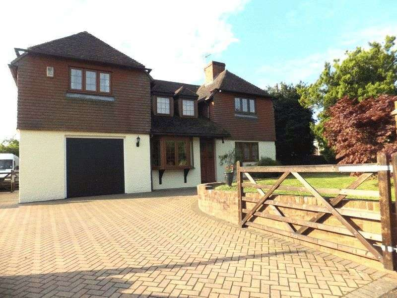 4 Bedrooms Detached House for sale in Pilgrims Way West, Sevenoaks
