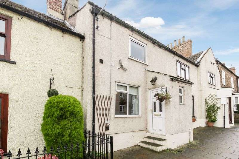 2 Bedrooms Terraced House for sale in Emgate, Bedale