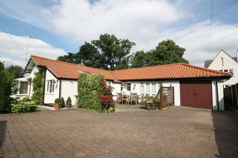 3 Bedrooms Detached Bungalow for sale in London Road, Retford