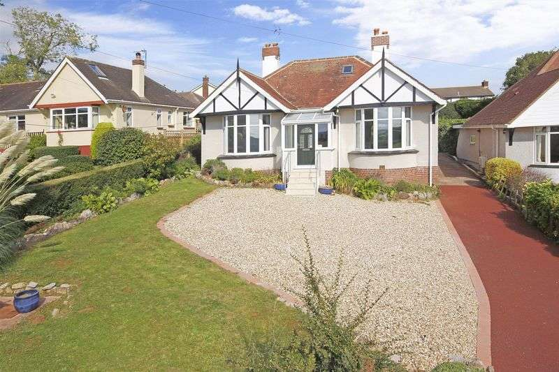 3 Bedrooms Detached Bungalow for sale in Brixham Road, Paignton
