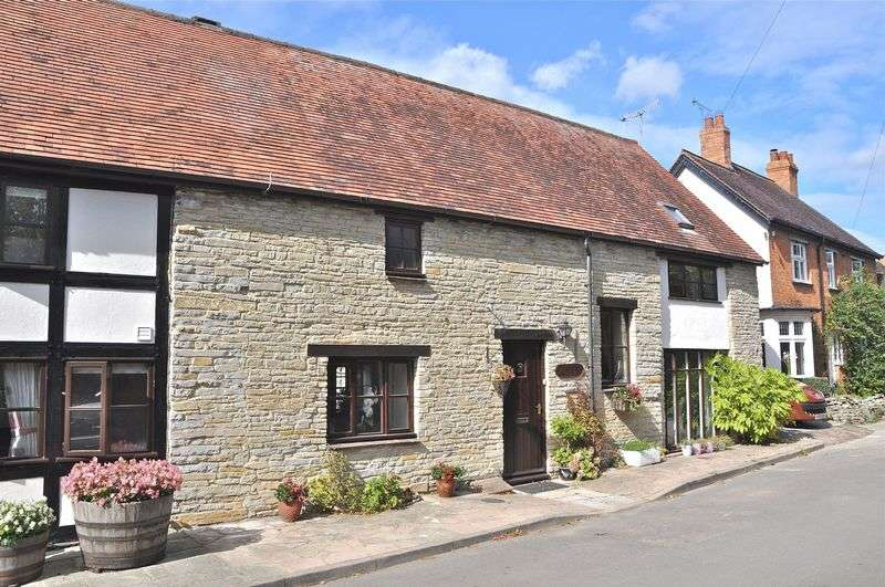 4 Bedrooms Terraced House for sale in West End, Cleeve Prior, Evesham, WR11 8JB