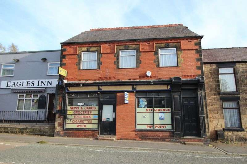 4 Bedrooms Commercial Property for sale in Llangollen Road, Acrefair