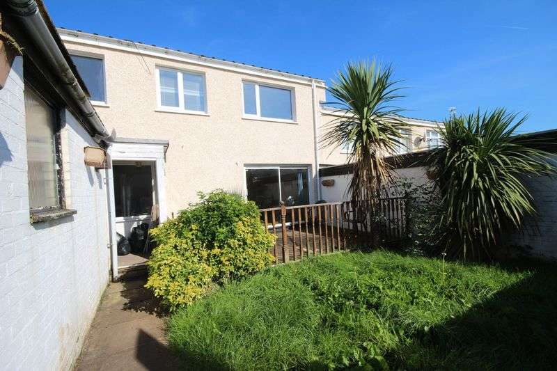 3 Bedrooms Terraced House for sale in Brynfedw, Llanedeyrn