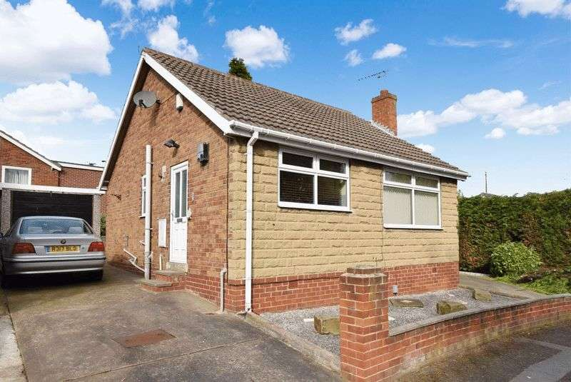 3 Bedrooms Detached Bungalow for sale in Robert Avenue, Monk Bretton