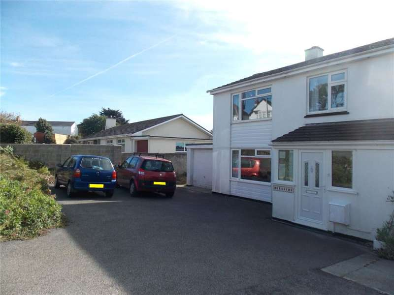 3 Bedrooms Semi Detached House for sale in West Park, Redruth