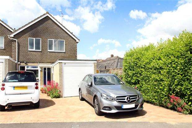 3 Bedrooms End Of Terrace House for sale in Cumberland Crescent, Angmering, West Sussex, BN16