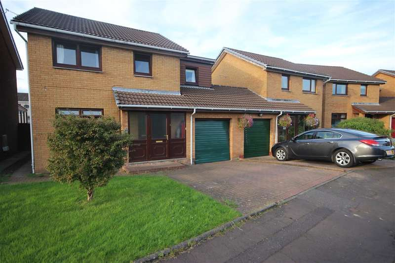 4 Bedrooms Detached House for sale in Cathrine Grove, Bo'ness