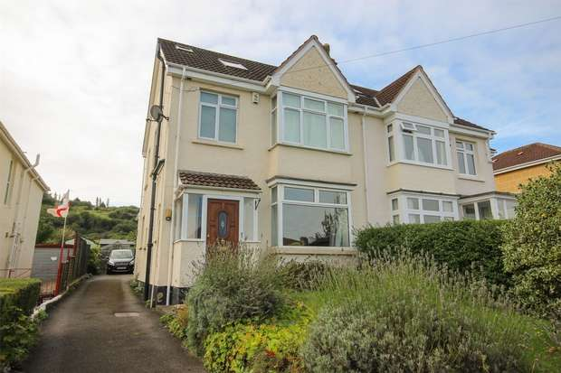 4 Bedrooms Semi Detached House for sale in Englishcombe Lane, Bath