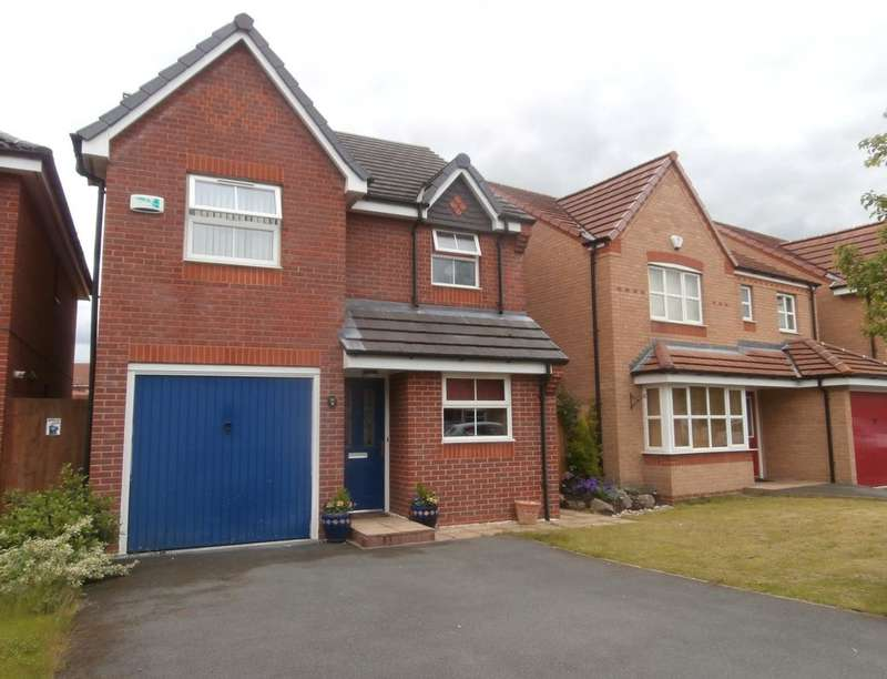3 Bedrooms Detached House for sale in Mcellen Road, Abram, Wigan, WN2