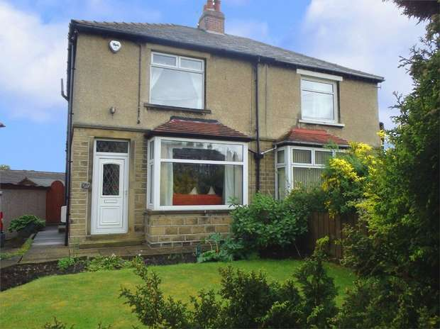2 Bedrooms Semi Detached House for sale in Dyson Street, Dalton, HUDDERSFIELD, West Yorkshire