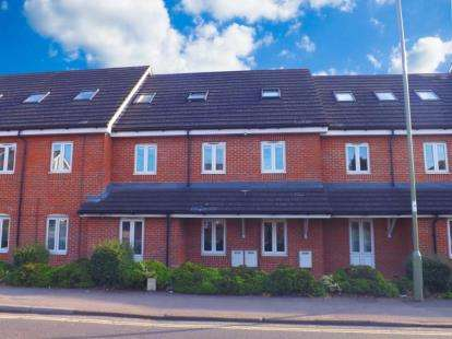 2 Bedrooms Flat for sale in 8 Station Road, Southampton, Hampshire