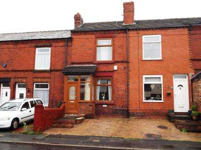 2 Bedrooms Terraced House for sale in Penkford Lane, Collins Green, Warrington, Cheshire, WA5