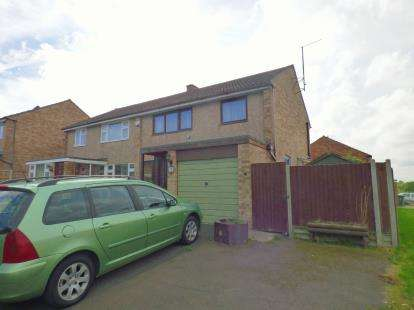 3 Bedrooms Semi Detached House for sale in Beechwood Grove, Tuffley, Gloucester, Gloucestershire
