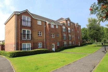 2 Bedrooms Flat for sale in Canavan Court, Falkirk