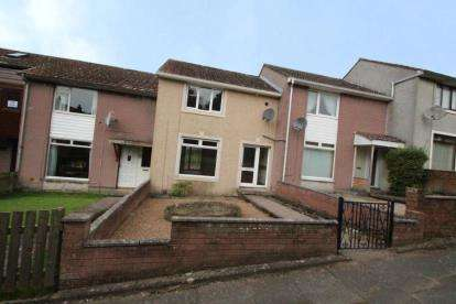 2 Bedrooms Terraced House for sale in Kenilworth Drive, Glenrothes
