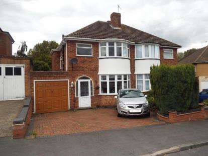 3 Bedrooms Semi Detached House for sale in High Brink Road, Coleshill, Birmingham, Warwickshire