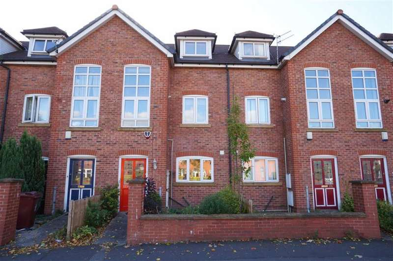 3 Bedrooms Property for sale in Wilbraham Road, Whalley Range, Manchester, M16