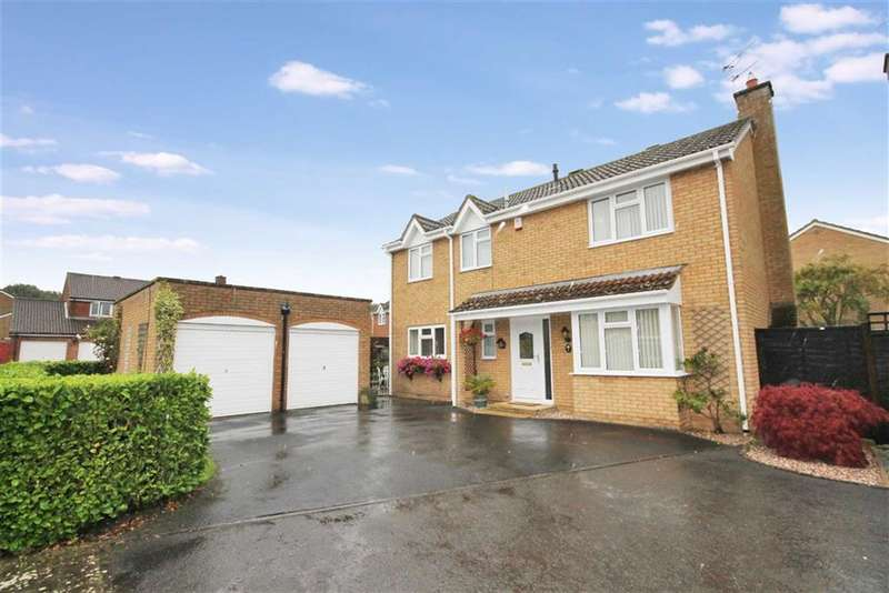 4 Bedrooms Property for sale in Sidney Close, Grange Park, Swindon