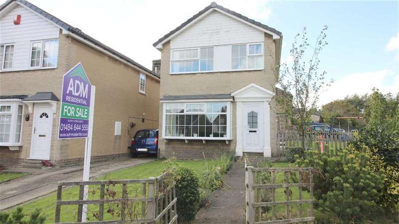 3 Bedrooms Property for sale in Richmond Court, Huddersfield