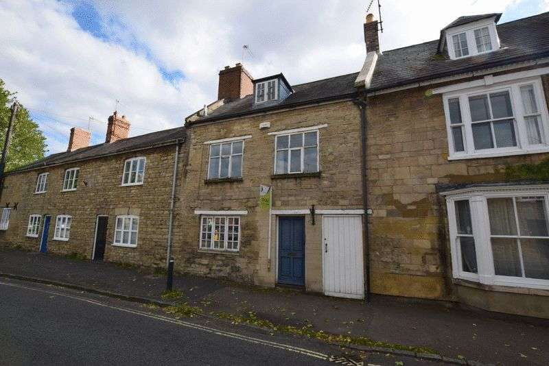 1 Bedroom Terraced House for sale in Bridge Street, Olney