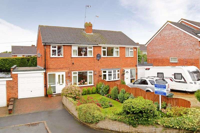 3 Bedrooms Semi Detached House for sale in Abdon Close, Highley