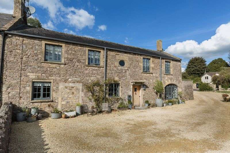 4 Bedrooms Semi Detached House for sale in Chantry, Nr Frome