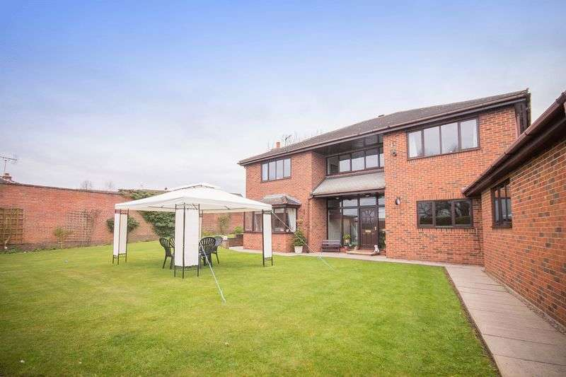 5 Bedrooms Detached House for sale in THORNDON CLOSE, MICKLEOVER