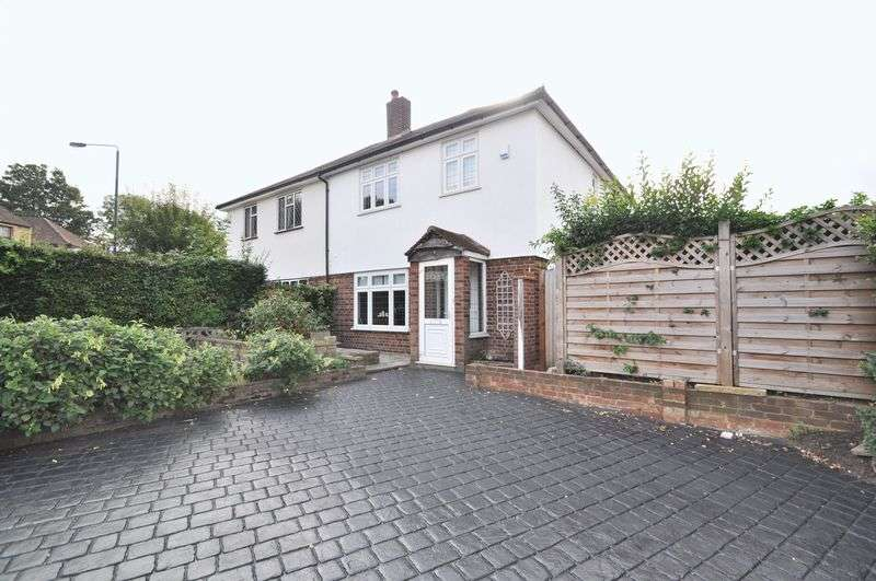 3 Bedrooms Semi Detached House for sale in Elmwood Drive, Bexley