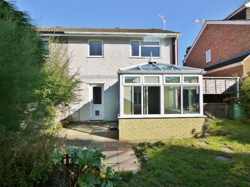 3 Bedrooms Semi Detached House for sale in Herons Way, Pembury